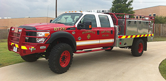 Pflugerville Fire Department BT231