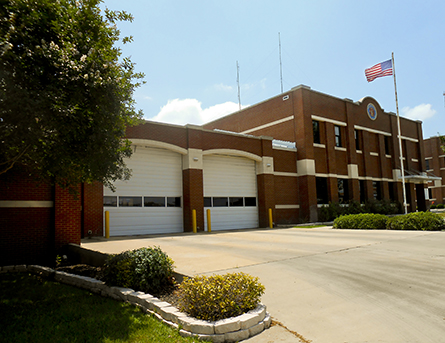 Pflugerville Fire Department Central Station