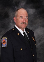 Asst. Chief of Operations Kevin Croegaert