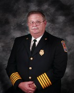 Fire Chief Ronald M. Moellenberg