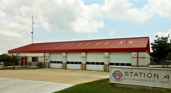 Pflugerville Fire Department Station 4