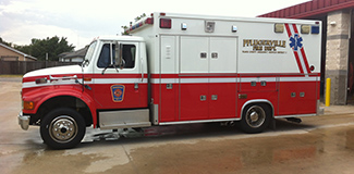 Pflugerville Fire Department Support 241