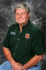 Pflugerville Fire Board of Commissioners President Terry Struble